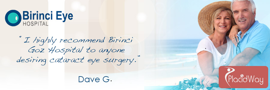 PlacidWay Review, Eye Surgery in Istanbul, Turkey, PlacidWay Customer Review