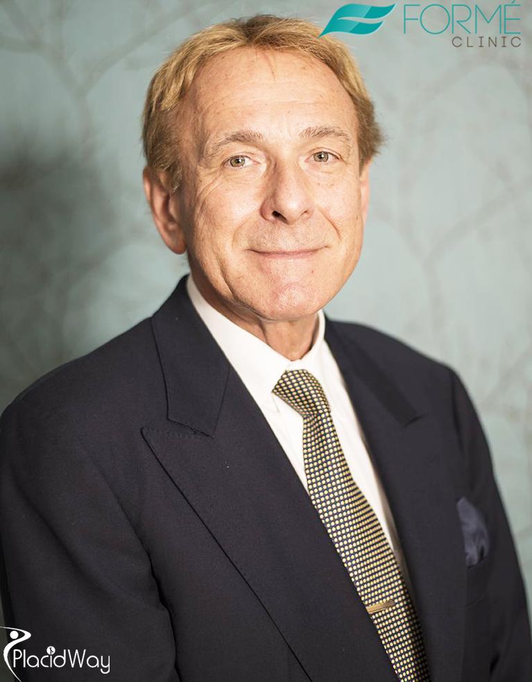 Dr. Petr Jan Vasek Plastic Surgeon Czech Republic