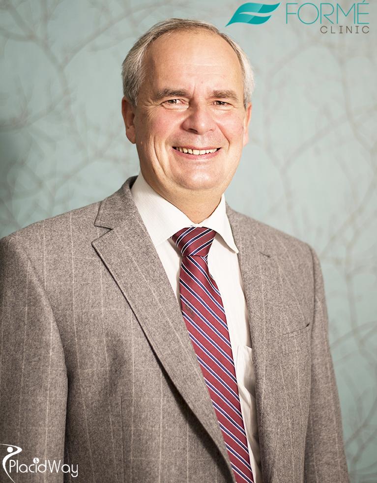 Dr. Miroslav Krejca Cosmetic Surgeon Prague