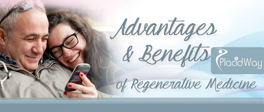 Advantages Benefits Regenerative Medicine - Parkinson - Ukraine