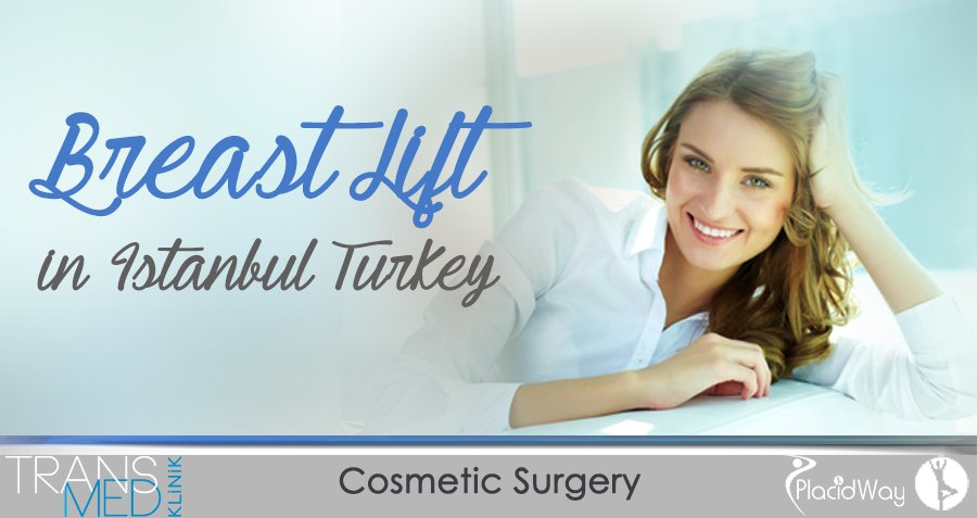 Top Breast Lift Cosmetic Surgery in Istanbul Turkey