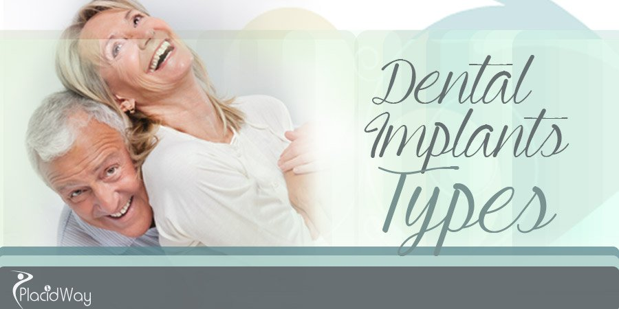 Common Dental Implant Types - Medical Tourism