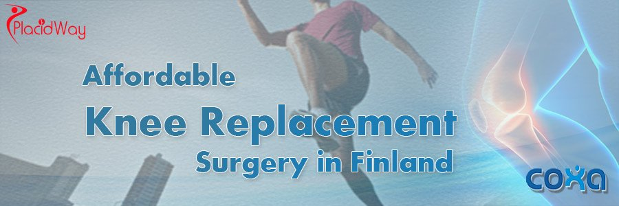 Affordable Knee Replacement Surgery in Finland