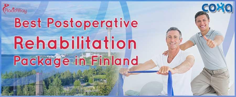 Best Postoperative Rehabilitation Package - Finland