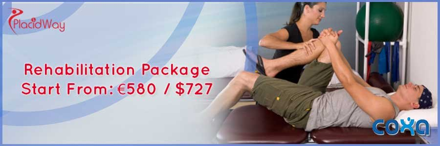 Rehabilitation Package Price - Finland
