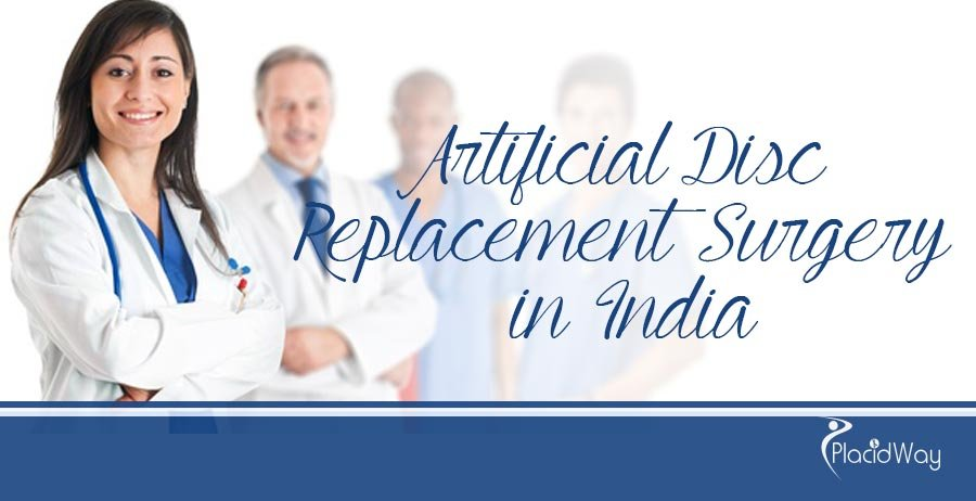 Top Artificial Disc Replacement Surgery in India