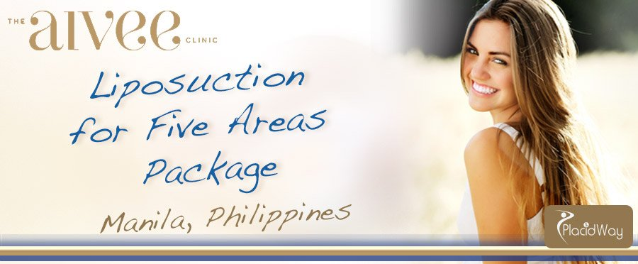 Liposuction 5 Areas at Aivee Institute | Manila Philippines