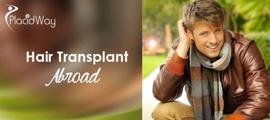 Hair Transplant Abroad - Medical Tourism
