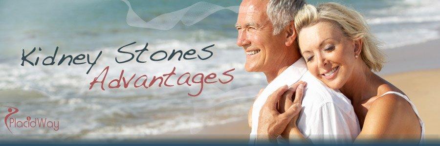 Advantages of Kidney Stone Treatment