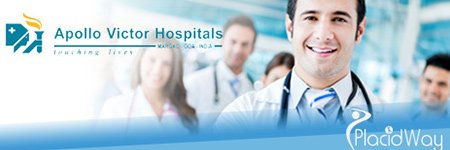 Cardiac Surgery In India at Apollo Victor Hospital in Goa, India banner