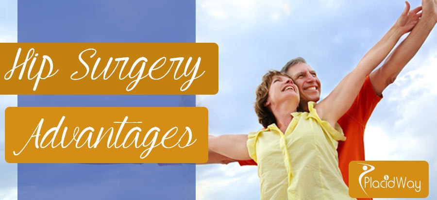 Advantages Hip Surgery - Mexico Medical Tourism