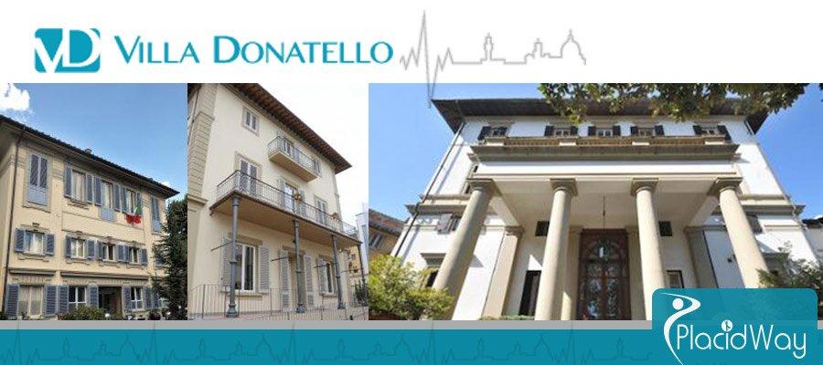 Facilities - Villa Donatello - Multispecialty Hospital - Italy
