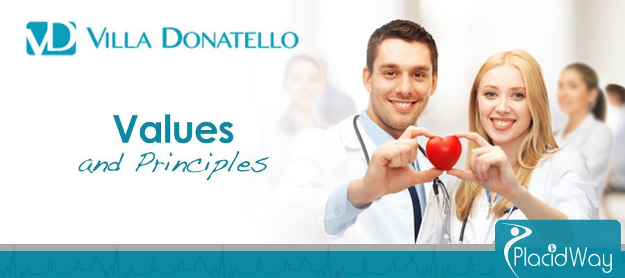 Values Principles - Heart Surgery - Florence, Italy