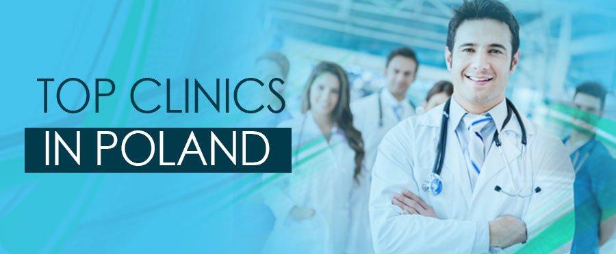Top Clinics in Poland
