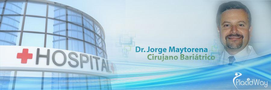 Dr. Jorge Maytorena Spanish Patient Center