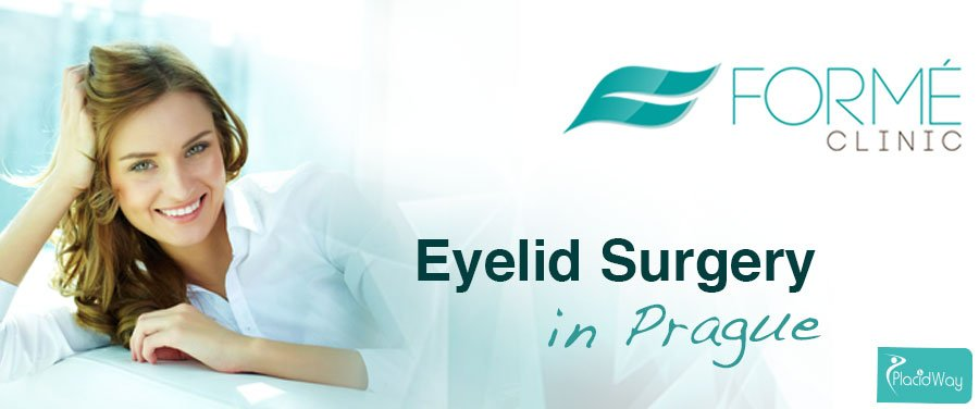 Eyelid Surgery - Forme Clinic - Prague