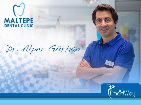 Dr. Alper - Affordable Dentist in Istanbul, Turkey
