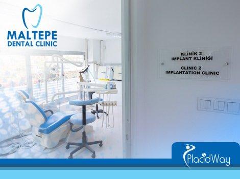 Dental Implant Clinic Facility Turkey