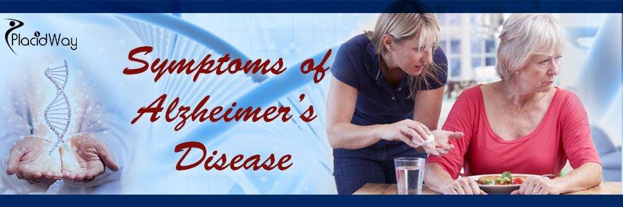 Symptoms of Alzheimer Disease l PlacidWay Medical Tourism