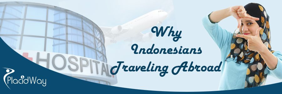 Why Indonesians traveling abroad