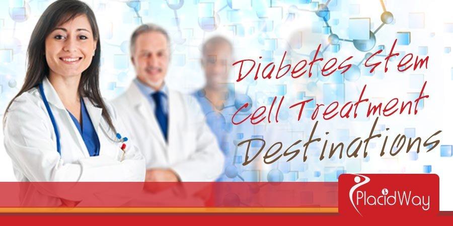 Top Destinations for Diabetes Stem Cell Treatment