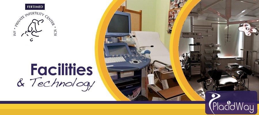 Operating Room - Fertility Clinic - Czech Republic