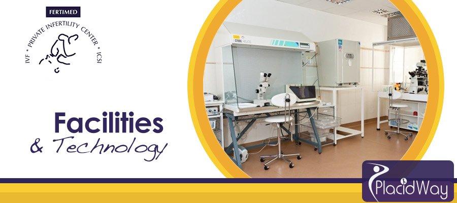 Genetics Laboratory - Infertility Treatment - Czech Republic