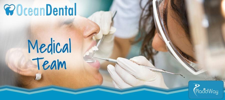 Medical Team - Dental Implants - Mexico