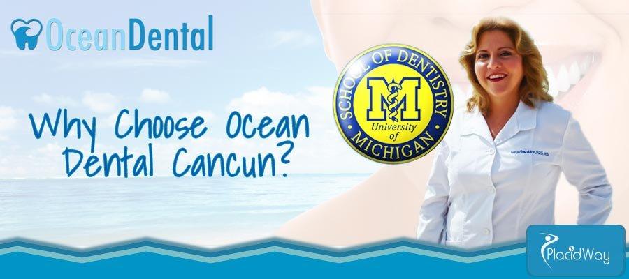 Ocean Dental Cancun  Full Mouth Reconstruction Mexico