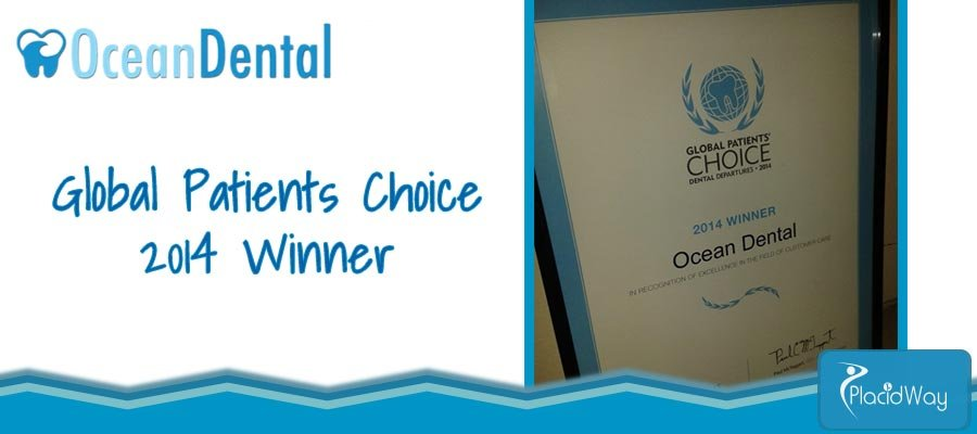 Global Patients Choice 2014 Winner - Dentistry Cancun
