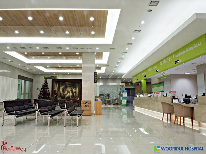 WOORIDUL INTERNATIONAL PATIENTS CENTER South Korea