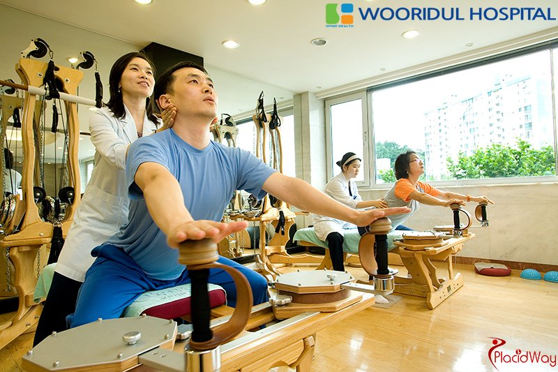 Rehabilitation Center South Korea