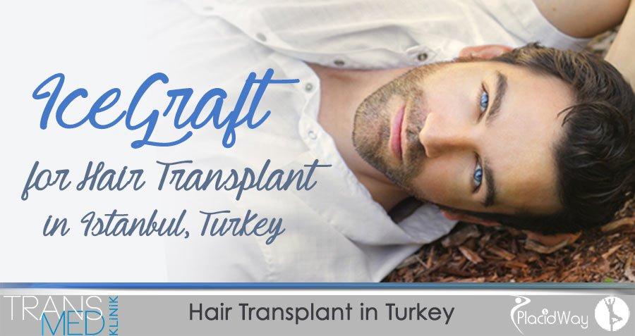 IceGraft Treatment Hair Transplant Turkey