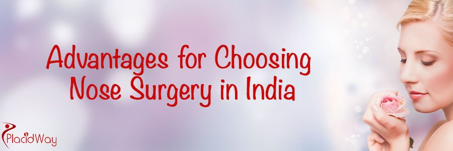 Nose Surgery Advantages India