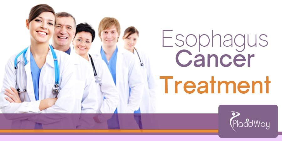 Esophageal Cancer Chemotherapy Radiation therapy