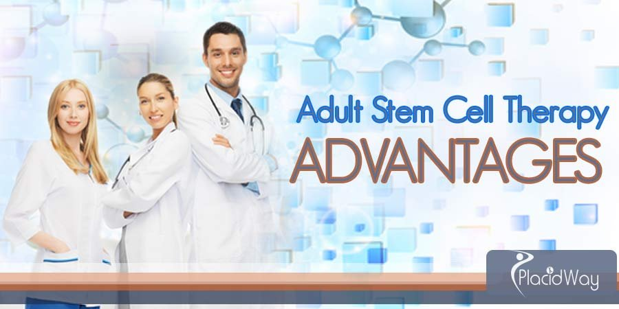 Advantages Adult Stem Cell Therapy