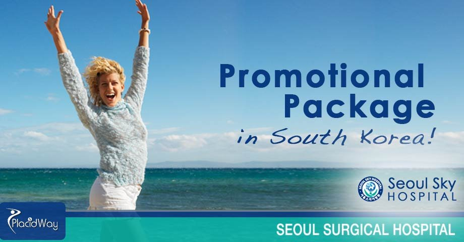 Seoul Surgical Hospital Promotional Package South Korea