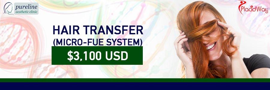 Hair Transplant Cost Antalya Turkey