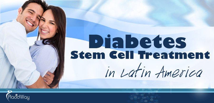 Diabetes Stem Cell Treatment Latin America