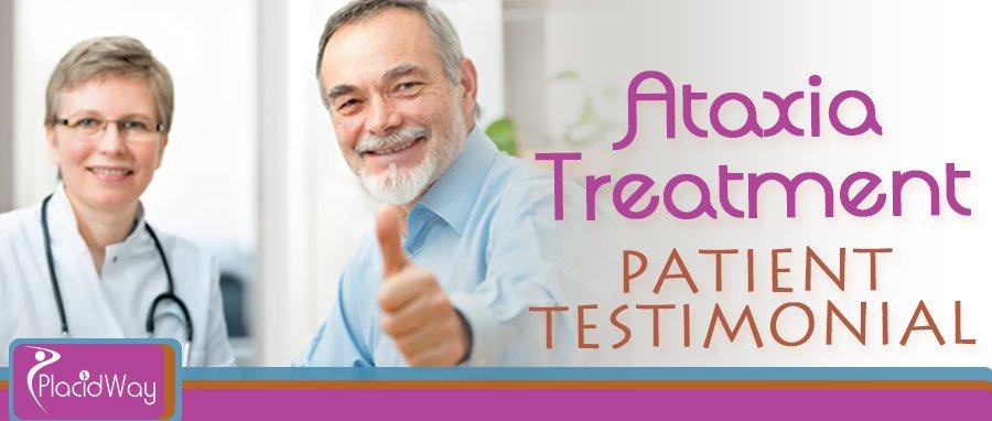 Ataxia Patient Testimonial - Stem Cell Mexico