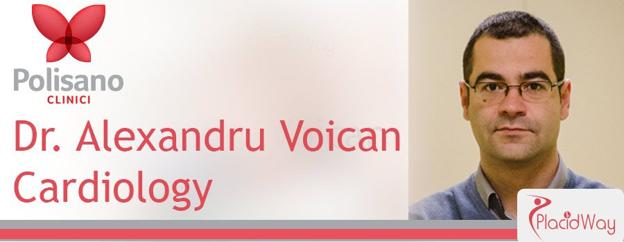 Dr. Alexandru Voican Cardiology Clinica Polisano Romania