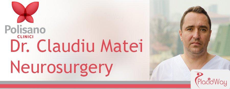 Dr. Claudiu Matei Neurosurgery Clinica Polisano Romania