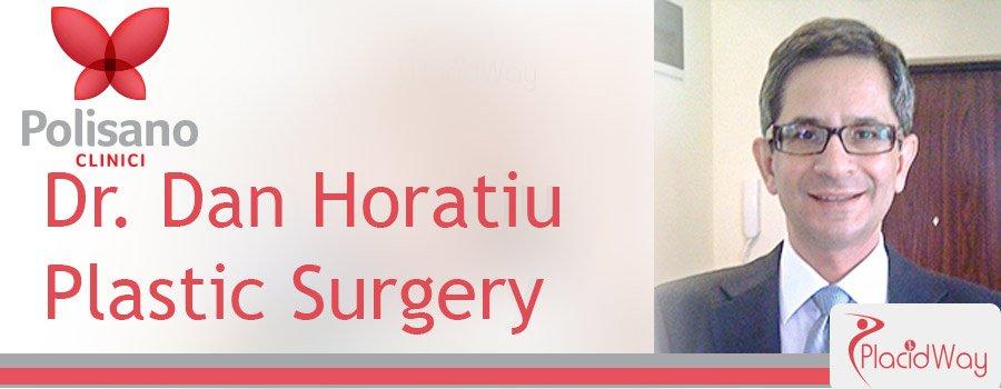 Dr. Dan Horatiu Plastic Surgery Clinica Polisano Romania