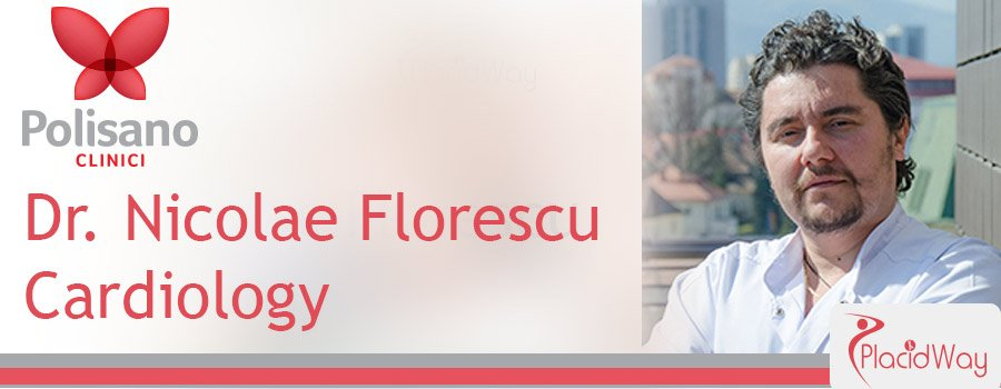 Dr. Nicolae Florescu Cardiology Clinica Polisano Romania