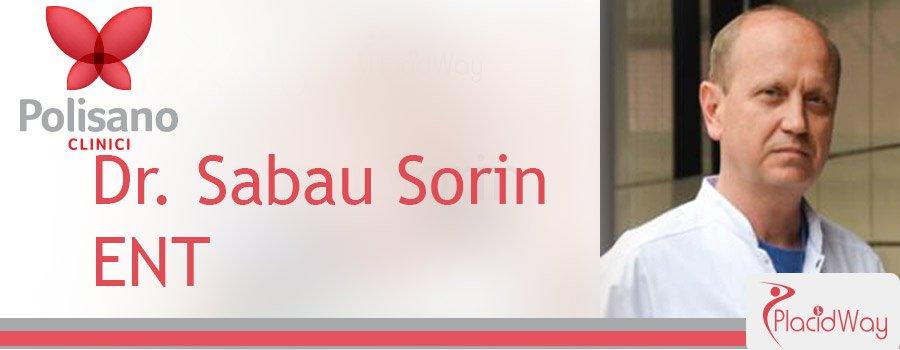Dr. Sorin Sabau ENT Clinica Polisano Romania