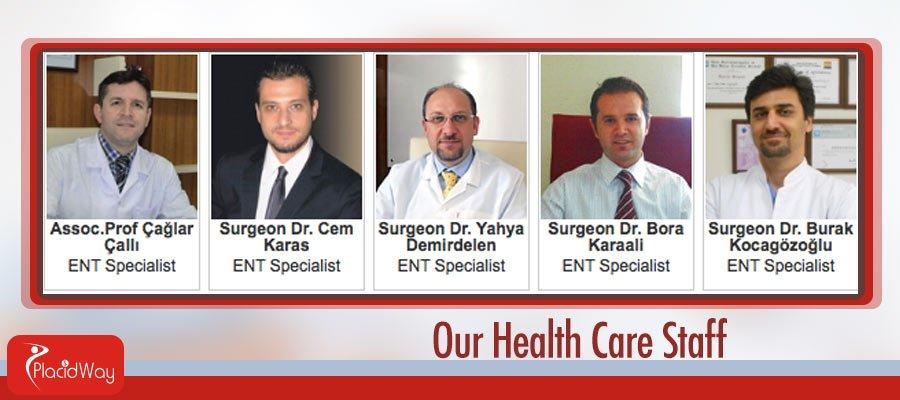 ENT Specialist Izmir Turkey