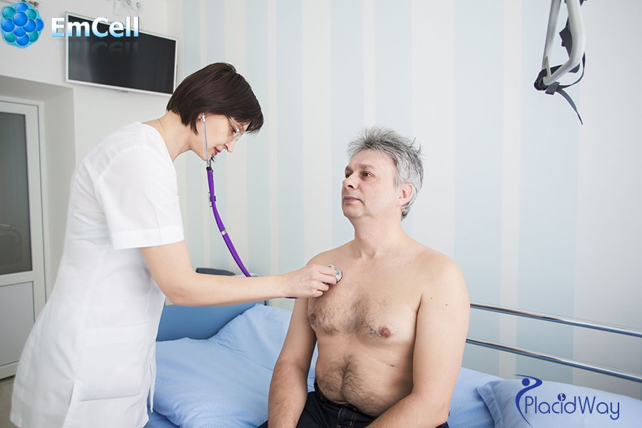 Stem Cell Therapy for Chronic Diseases in Ukraine