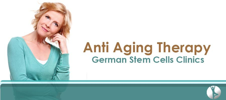 Stem cell therapy Anti Aging Germany