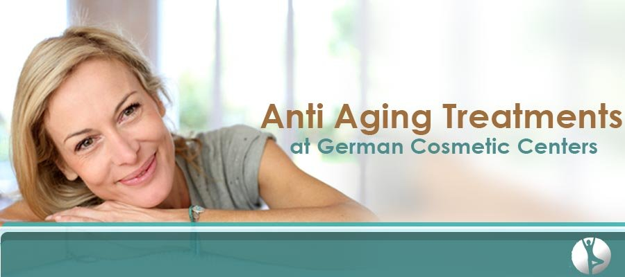 Anti Aging Treatments - Cosmetic Surgery - Germany