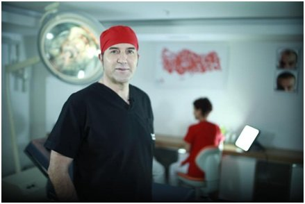 Dr. B?lent Cihantimur Cosmetic Surgeon Turkey